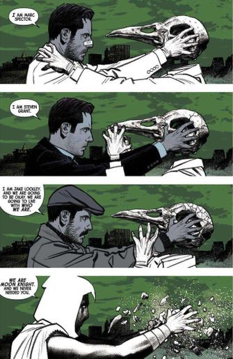 Moon Knight Marvel Comics