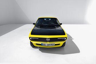 Elektrische Opel Manta GSe