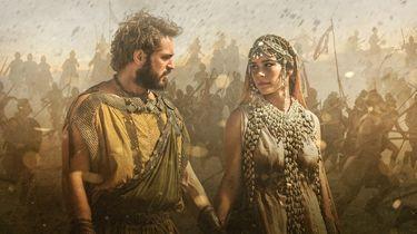 Troy: Fall of a City Netflix