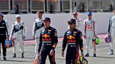 Formule 1 seizoen 2021 teams coureurs