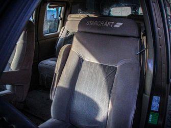 Tweedehands Chevrolet Chevy Van 1997 camper occasion