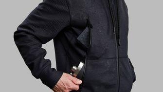 100 year hoodie, honderd jaar, capuchontrui, regenjack, kledingstuk, leven
