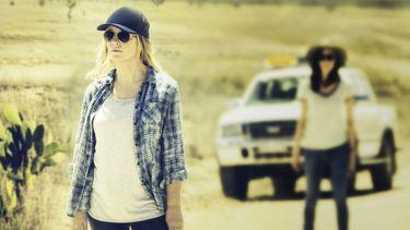 Scene uit Wanted een serie uit Australië die nu op Netflix staat