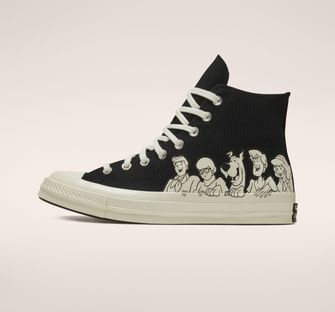 chuck 70 hi, sneakers, scooby doo, converse