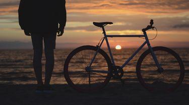 social distancing, fiets, bike, buiten