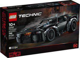 LEGO lanceert nu al brute Batmobile uit nieuwe film The Batman