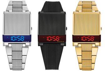 bulova, computron, watch, horloge, remake