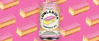 tompouce pale ale, bier, koningsdag, lowlander, hema