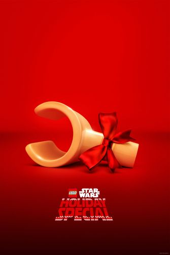 LEGO Star Wars Holiday Special Disney+