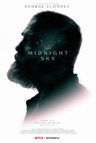 The Midnight Sky George Clooney Netflix