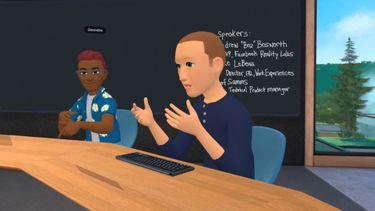 Horizon Workrooms, facebook, toekomst van werk, thuiswerken