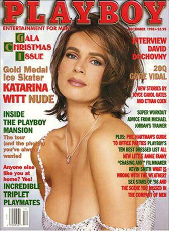 katarina witt, beroemdheden, jaren 90, playboy