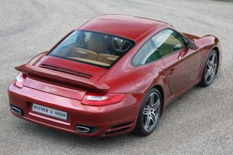 Tweedehands Porsche 997 Turbo Coupé occasion
