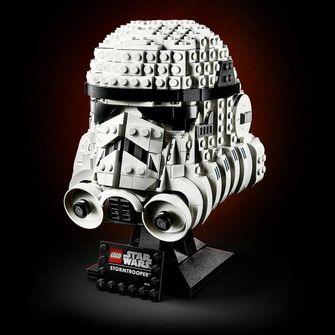 star wars, stormtrooper, helm, lego, interieur