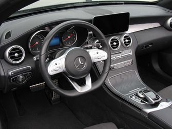 Tweedehands Mercedes-Benz C-Klasse Cabrio occasion