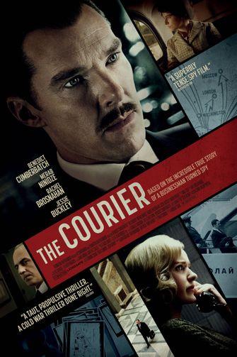 Benedict Cumberbatch Spionage thriller film trailer