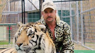 joe exotic, tiger king, kledinglijn Netflix