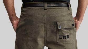100 year shorts, korte broek die je hele leven meegaat, vollebak
