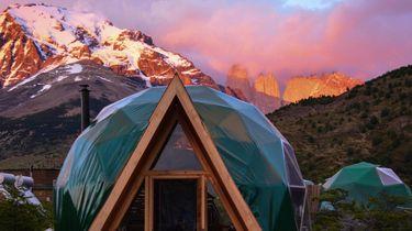 ecocamp, patagonia, chili, patagonie, natuur, retreat