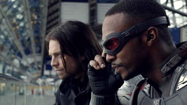 the falcon winter soldier, series, marvel
