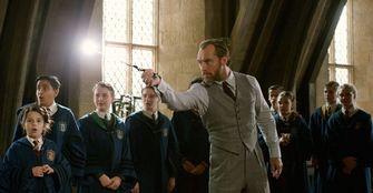 Harry Potter serie HBO Max Perkamentus