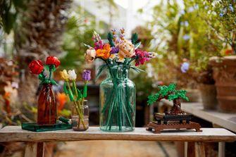 LEGO Botanical Collection Bloemen planten