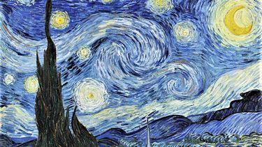 Van Gogh Sterrennacht LEGO