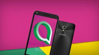 Alcatel U5 Aldi budget smartphone