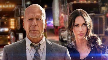 Bruce Willis and Megan Fox jagen op seriemoordenaar in intense trailer