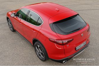 Tweedehands Alfa Romeo Stelvio 2017 occasion