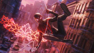 Spider Man Miles Morales PlayStation games Bol.com