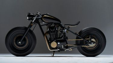 Yamaha XS 650, custom bike, caferacer, eastern spirit garage