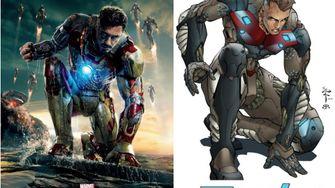 Marvel Rechtszaak Iron Man gejat