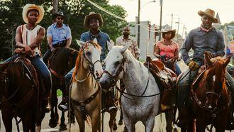concrete cowboy, netflix, western, april, nieuw, idris elba