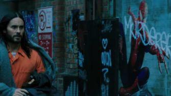 Spider-Man Morbius