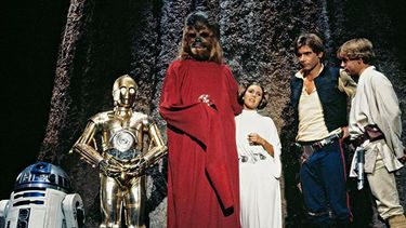 Star Wars Holiday Special, docu, documentaire, trailer, a disturbance in the force, chewbacca, kerst