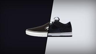Sneaker kalender, sneakers van Vans en Nike