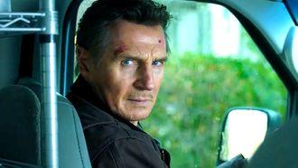 Honest Thief Liam Neeson trailer