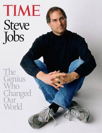 steve jobs, new balance 922, sneakers, heruitgave