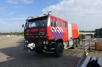 Brandweerauto, overheid