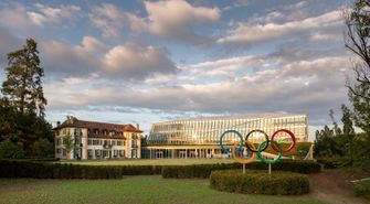 3xn architects, olympic house, hq, ioc, internationaal olympisch comité, lausanne, architectuur, zwitserland