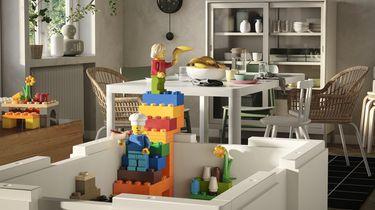 lego, ikea, bygglek, opbergdozen, collectie