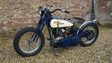 Harley-Davidson JD 1200 2 custom bike