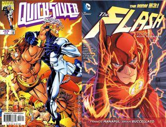 6 superhelden die Marvel keihard van DC heeft gejat