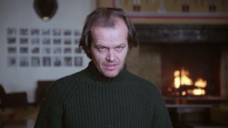 Jack Nicholson, Jack Torrance, the shining, pathe horror night, halloween, 2020