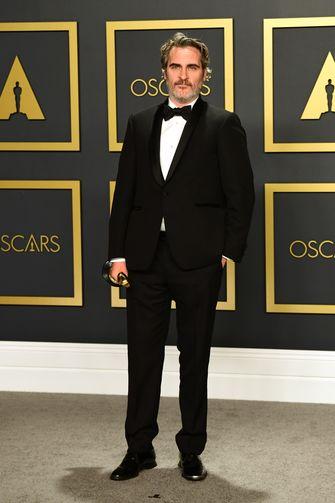 Joaquin Phoenix, oscar, beste acteur, meest sexy rode loper looks, oscars 2020