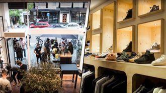 sneakers in de mooiste sneaker winkels van nederland