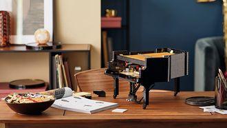 LEGO kortingen deals LEGO IDEAS Grand Piano