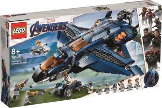 Lego Marvel Avengers Iron Man Lab Marvel