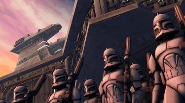 star wars clone wars, trailer